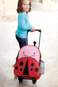 Skip Hop Ladybug Zoo Luggage