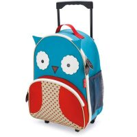 Skip Hop Owl Zoo Luggage
