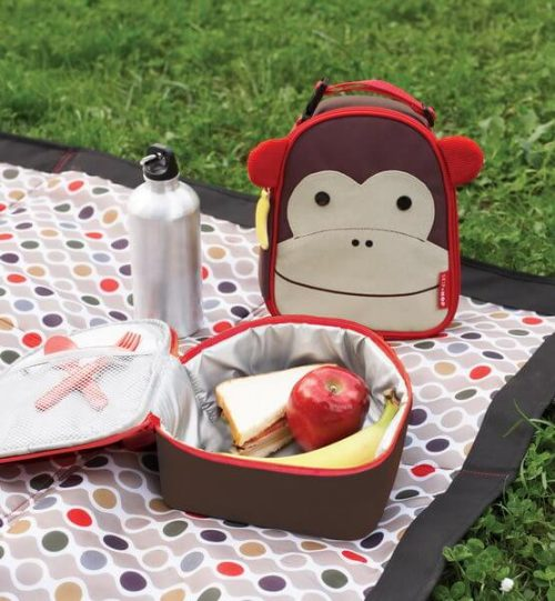 Skip Hop Zoo Monkey Lunchies
