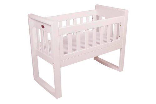 Babyhood Zimbali Cradle White