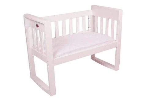 Babyhood Zimbali Cradle White