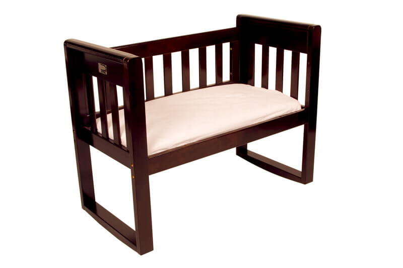 Babyhood Zimbali Cradle English Oak