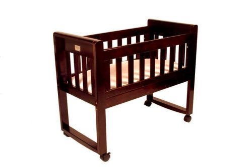 Babyhood Zimbali Cradle Walnut