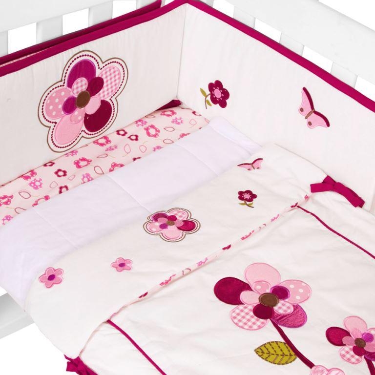 Raspberry Garden 3pce Cradle Set 03