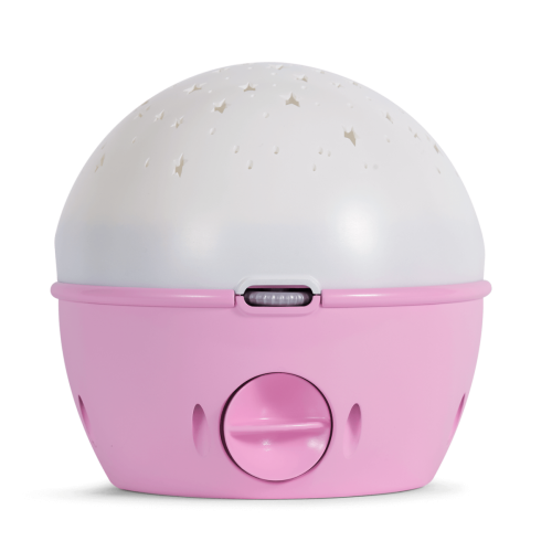 Chicco Next2 Stars Pink Rear