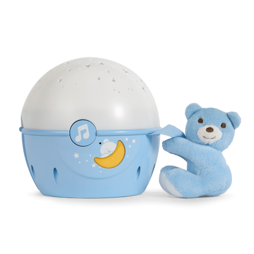 Chicco Next2 stars Blue