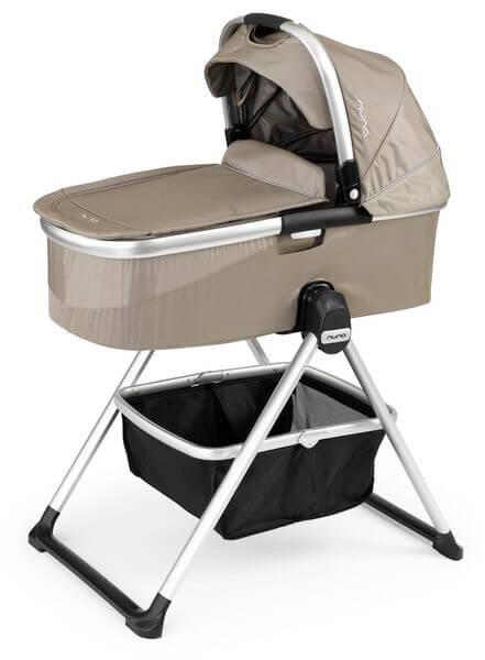 Nuna Ivvi Optional Carry Cot & Stand