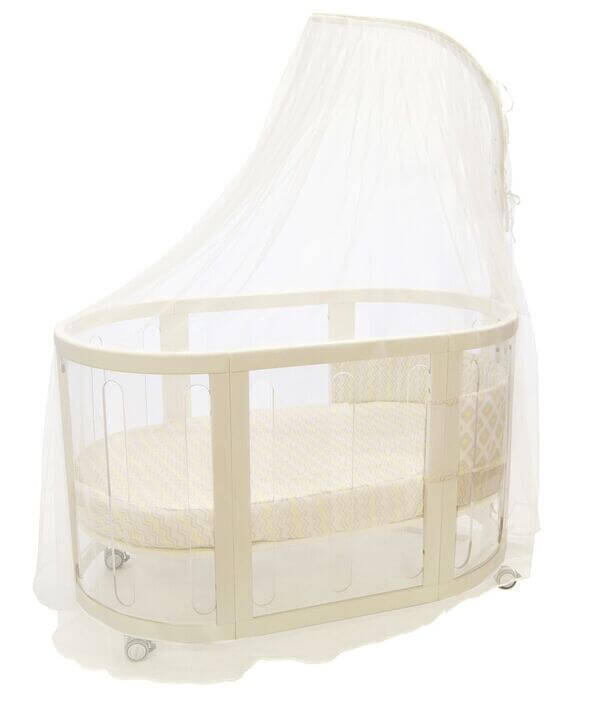 Kaylula Cot Net and Stand
