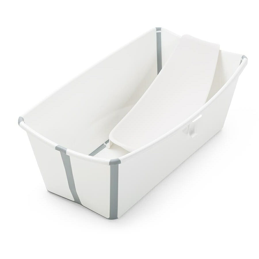 Stokke Flexi Bath White With Newborn Insert