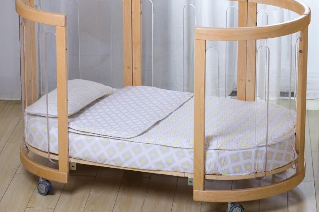 Kaylula Sova Cot Optional 7 Pce Bedding Set