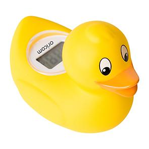 Oricom Bath & Room Thermometer Duck