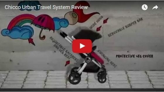 Chicco Urban Travel System Review Video