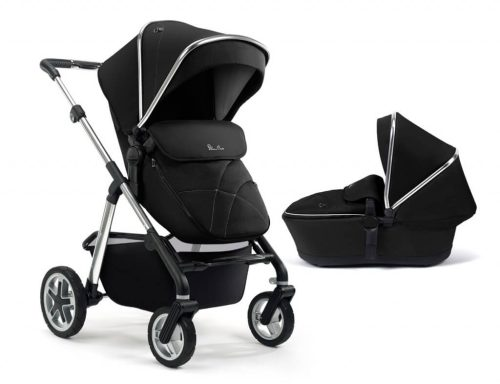 Pioneer + Carrycot - Black