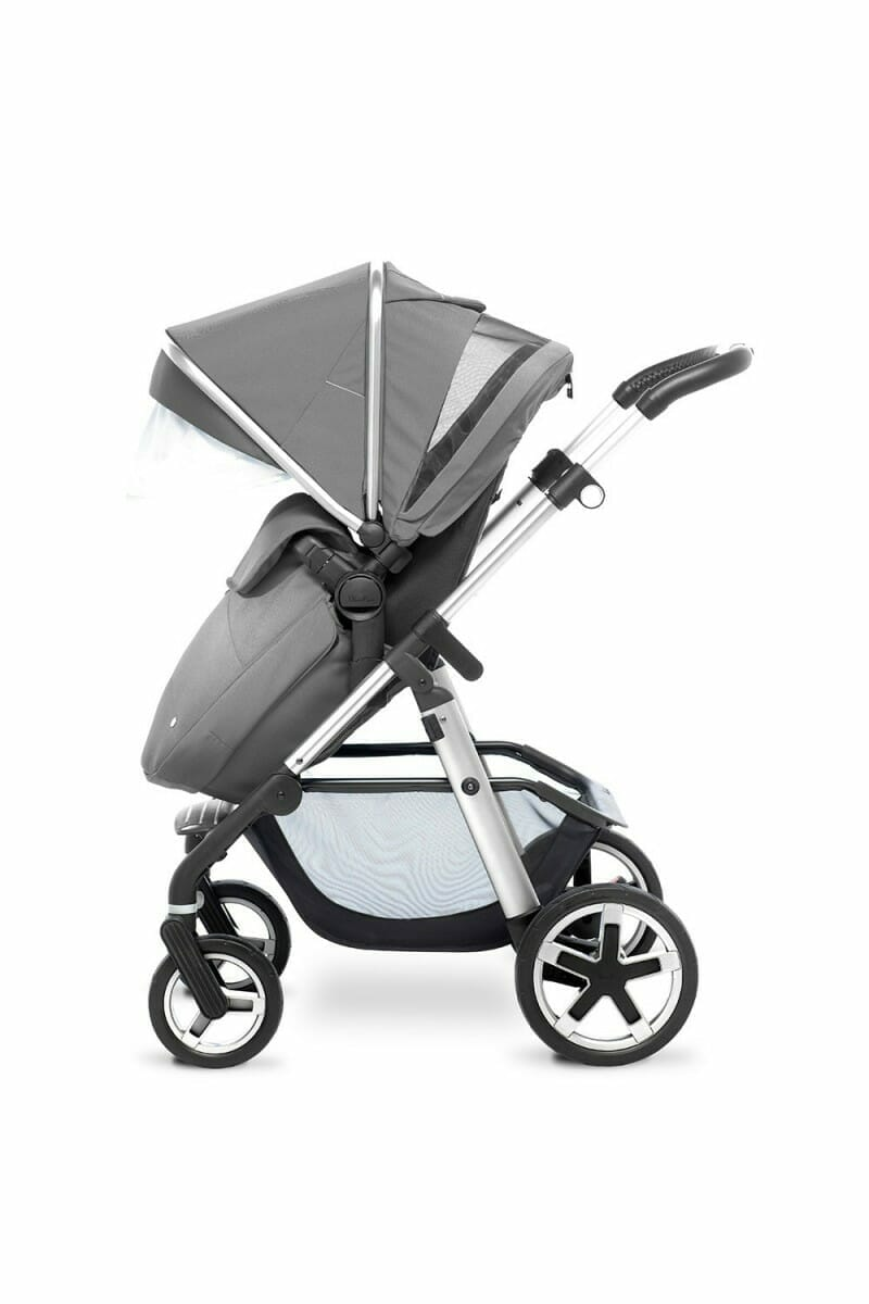 Silver Cross Pioneer Chrome Silver FW_PUSHCHAIR_VENT