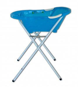 Babyhood Ergo Grouper Bath & Stand