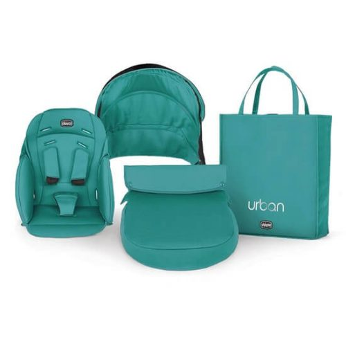Chicco Urban Cherry Emerald Collection