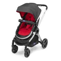 Chicco Urban Cherry Red Wave Colour Pack