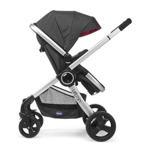 Chicco Urban Red Wave Side View