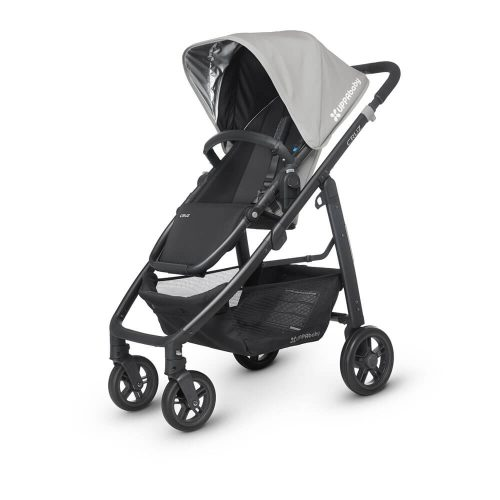 Uppababy Alta Travel System Grey/Carbon (Pascal)