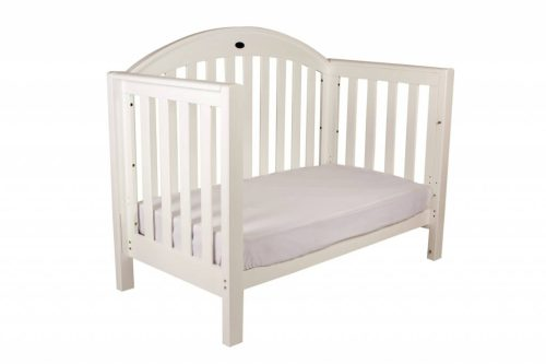 Grow With Me Classic White Sofa or Day Bed