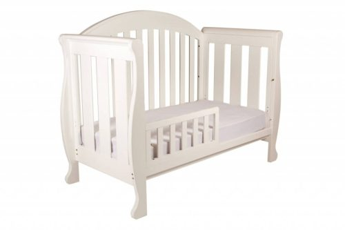 Babyhood Grow with me 6 in 1 Sleigh Cot