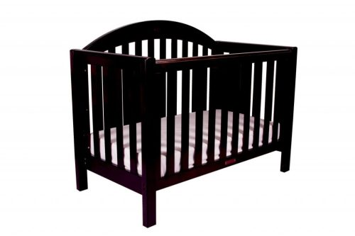 Grow With Me Classic English Oak Cot