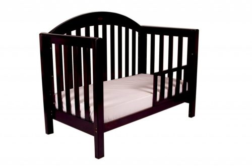 Grow With Me Classic English Oak Toddler Bed