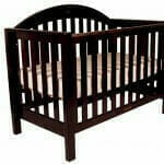 Grow With Me Classic English Oak Bassinet Level