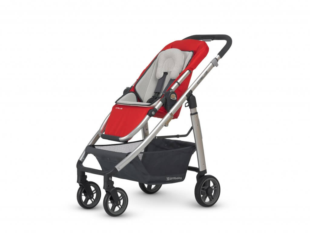 UppaBaby Alta with snug seat