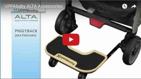 Uppababy Alta Accessories