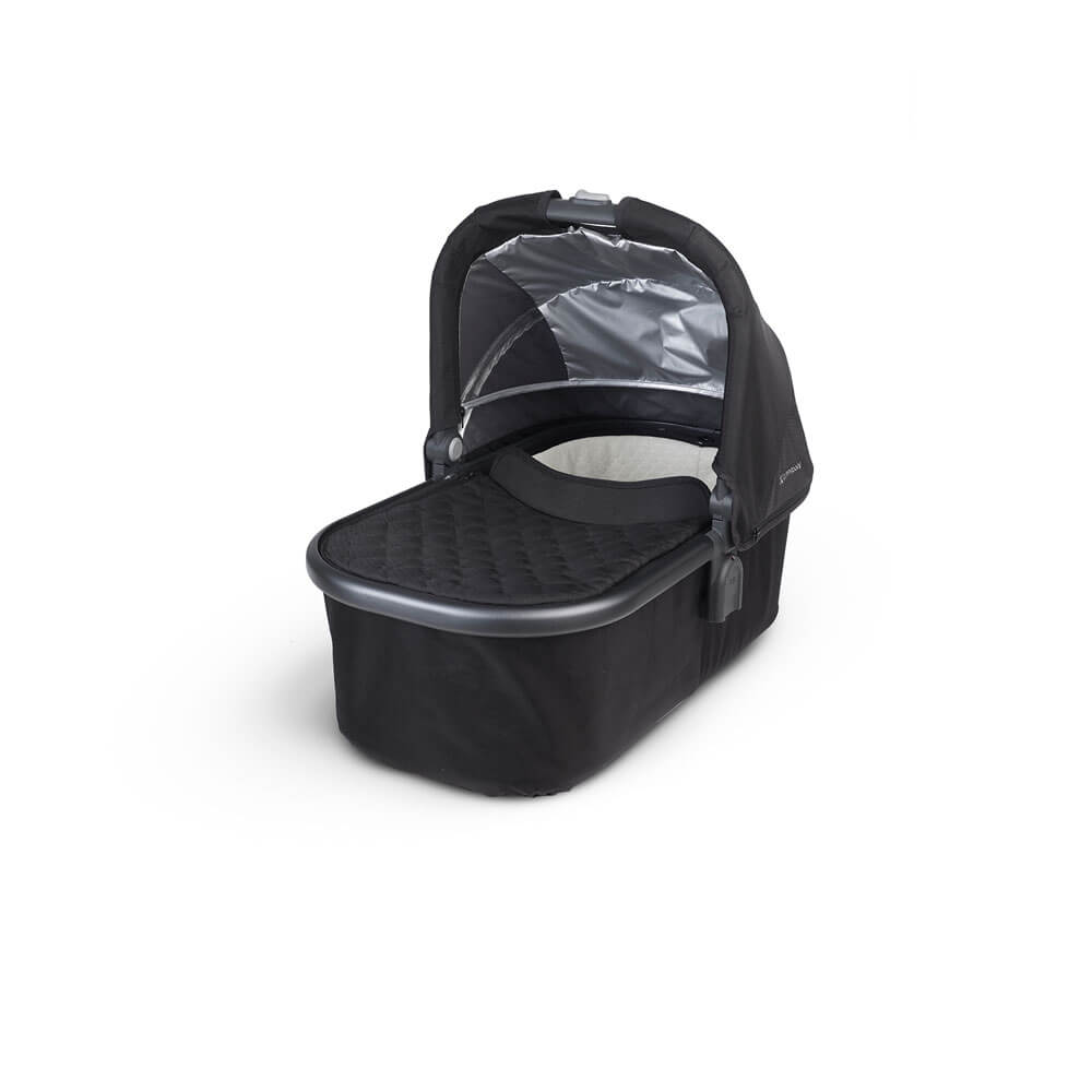 uppababy alta bassinet Black/Carbon (Jake)
