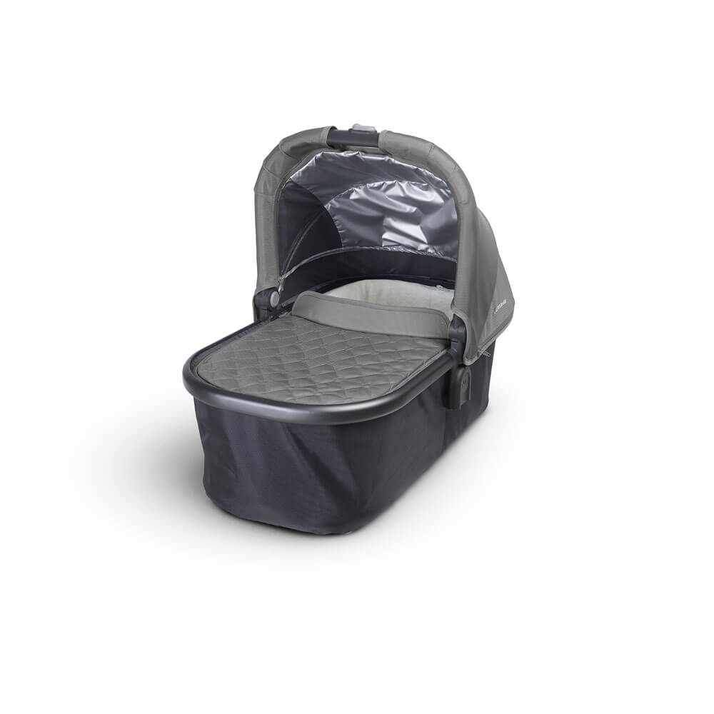 uppababy alta bassinet Grey/Carbon (Pascal)
