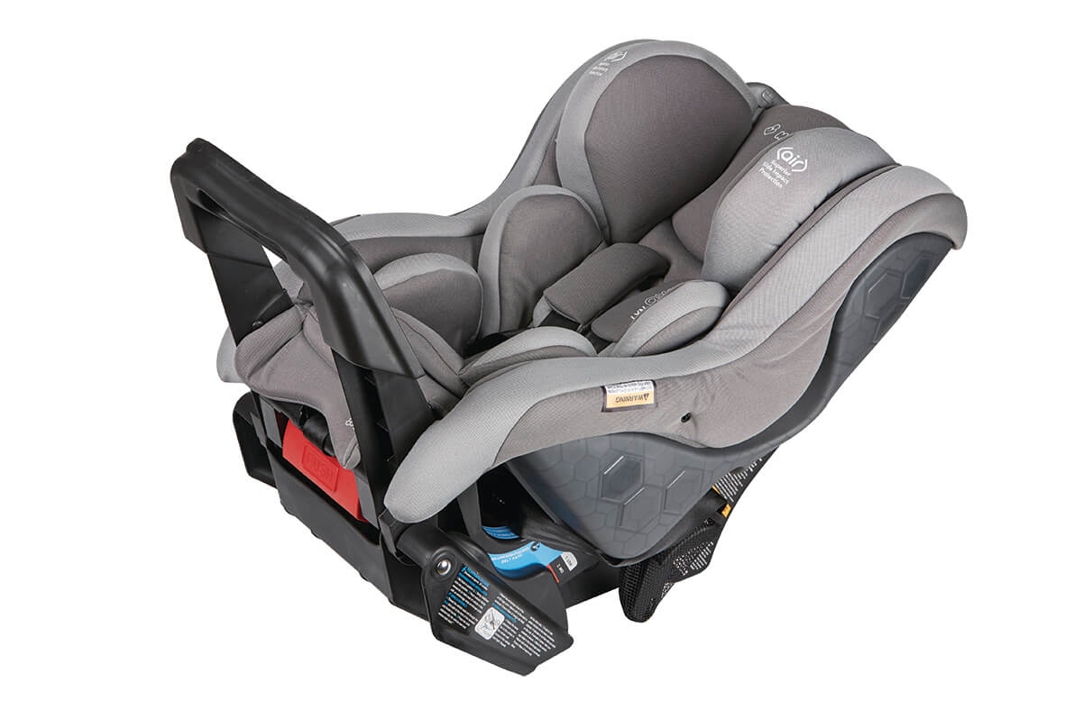 Maxi Cosi Euro NXT Argento Rearward Facing High Pos