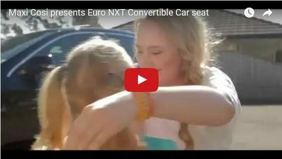 Maxi cosi Euro NXT Video Review