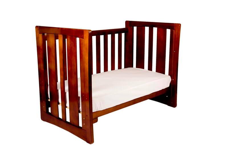 Babyhood Zimbali Cot as Sofa Bed Espresso