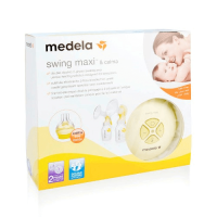 Medela Swing Maxi Double Electric Breast Pump Packaging