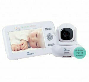 Oricom Secure 850 Digital Video Baby Monitor
