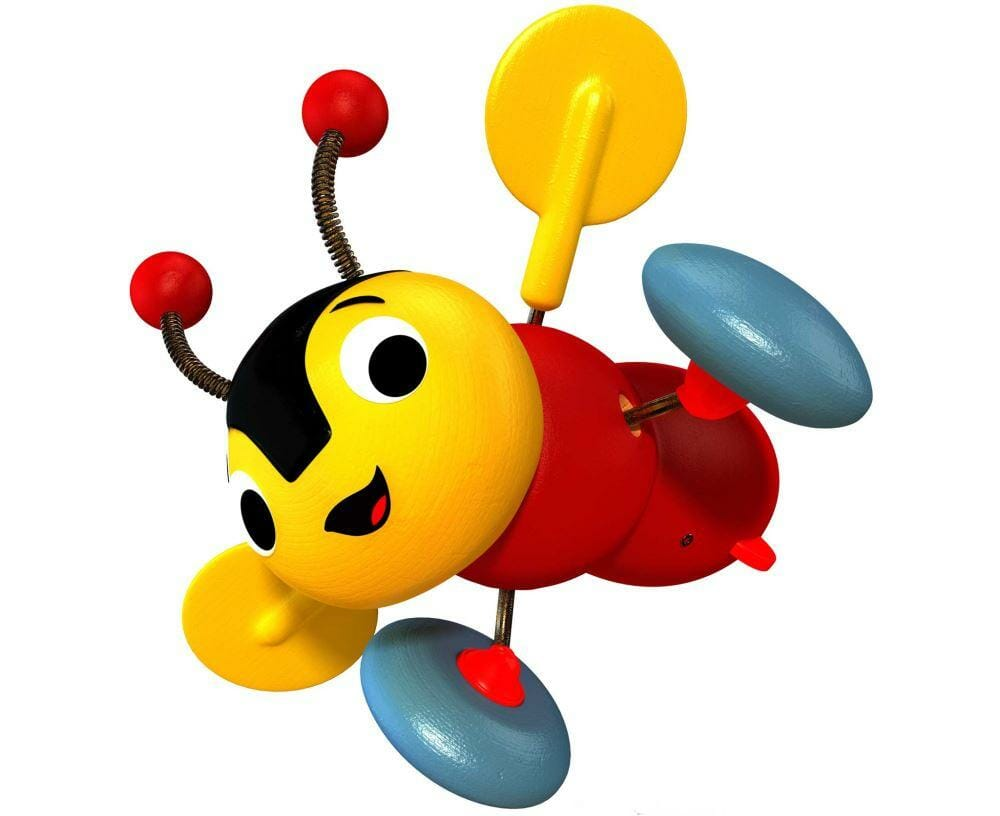 Buzzy Bee Pull along Toy