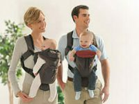 GoldBug Comfort Support Baby Carrier