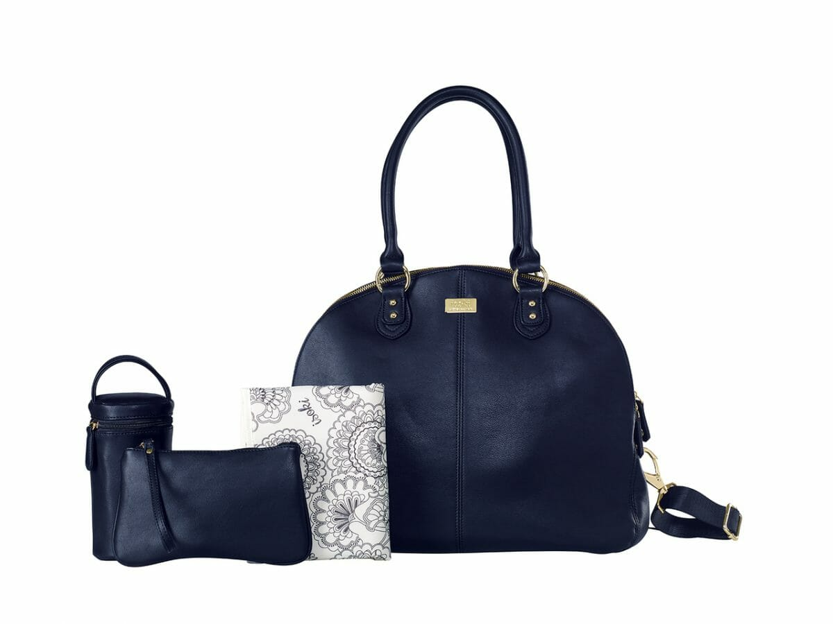 Isoki Madame Poly Navy Open