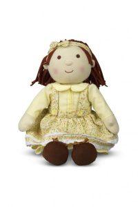 Silver Cross Molly Traditional Rag Doll