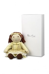 Silver Cross Molly Traditional Rag Doll with Box