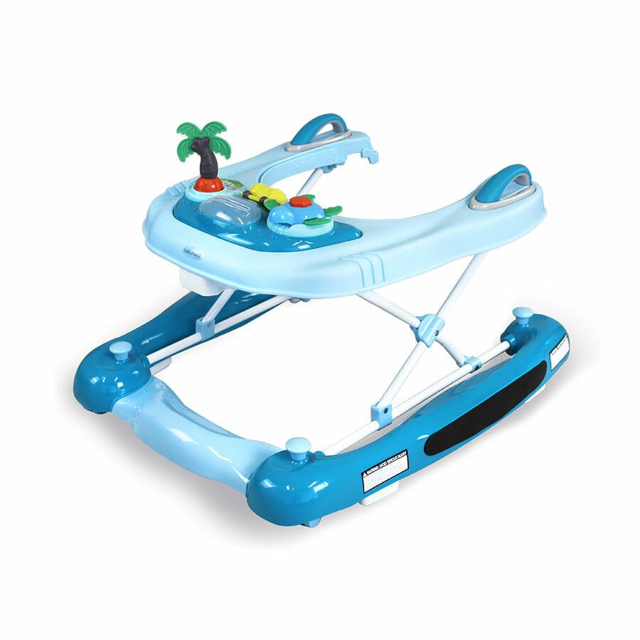 Babyhood Diddlee Doo Walker V2 Pusher Mode Turquoise