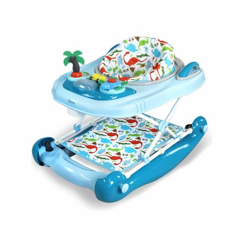 Babyhood Diddlee Doo Walker V2 Rocker Mode Turquoise