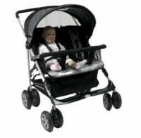 babyhood Duoali Side By Side Stroller