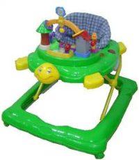 Babyhood Turtle Walker Green
