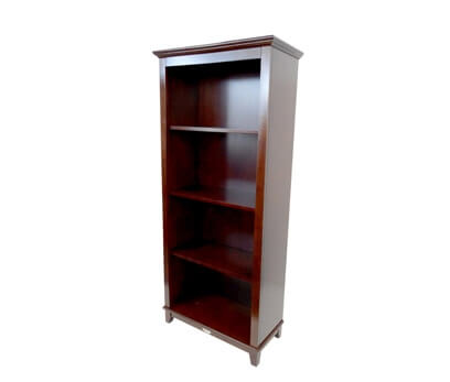 Bertini Bookcase Walnut