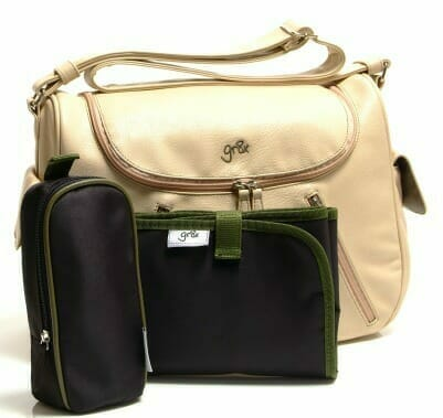 Gr8x Calypso Satchel Nappy Bag Bubs N Grubs