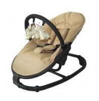 Babyhood Dondolino Rocker Bouncer Latte
