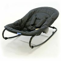 Babyhood Dondolino Rocker Bouncer V3 Black